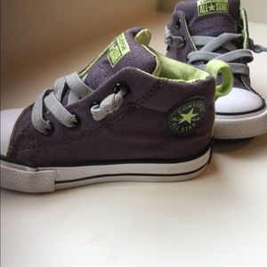 Converse High Top Sneakers - Worn a few times